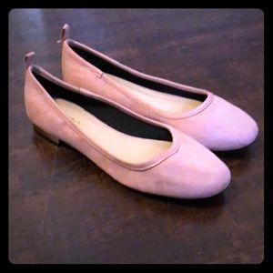 WORN ONCE!!! | Aldo Pink Ballet Flats / Slippers